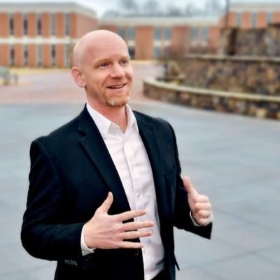 Patrick Madsen EdD – Director of the University Career Center